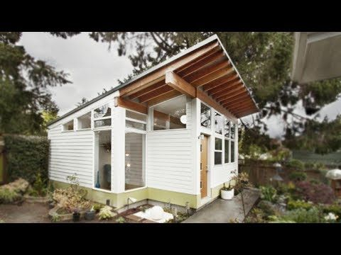 Prefab Buildings By Ten Fold Engineering Build Themselves In Eight Minutes You