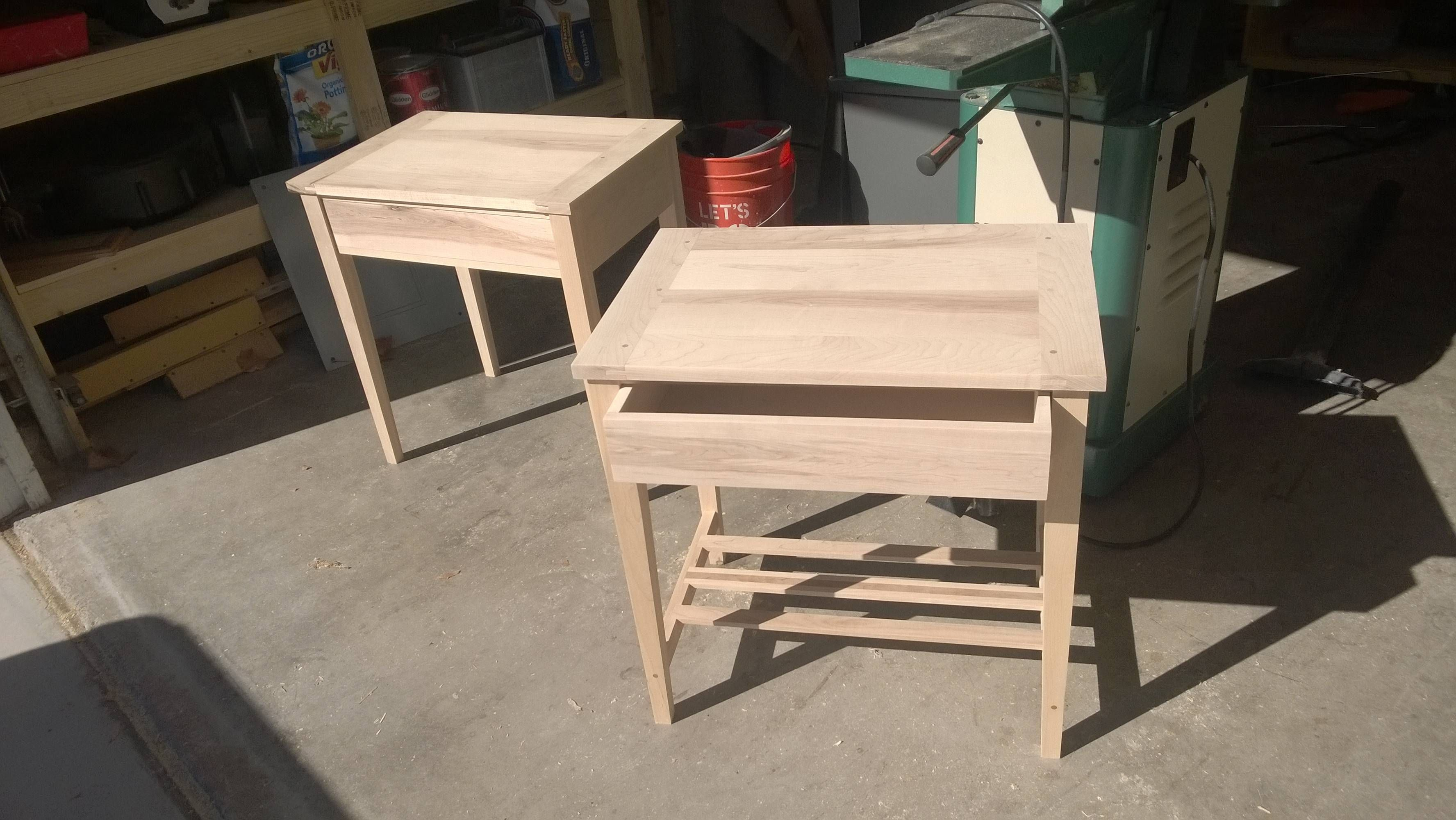 Maple Nightstand Pair http://ift.tt/2lEp8iL
