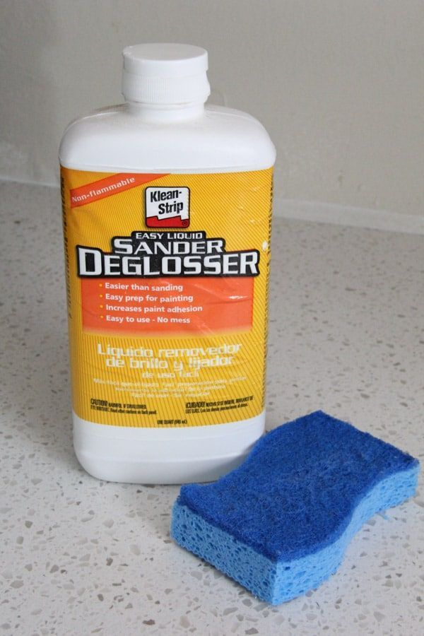 Best Deglosser Ever | Painting cabinets, Painting kitchen ...