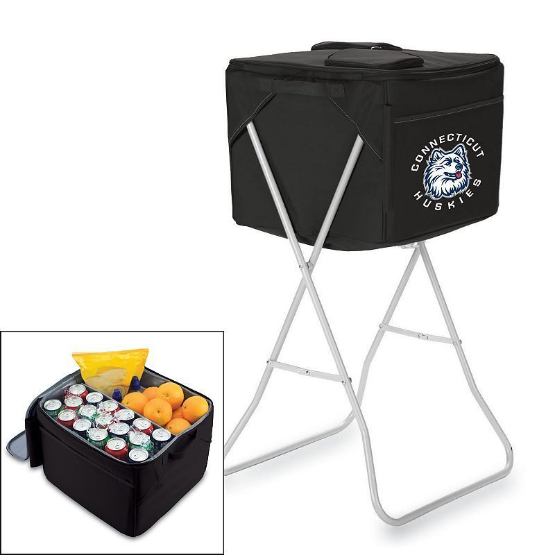 Picnic Time UConn Huskies Party Cube, Bl