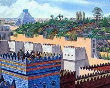 Babylon In Its Prime Was An Amazing City Neo Babylonian Ancient Babylon Babylon