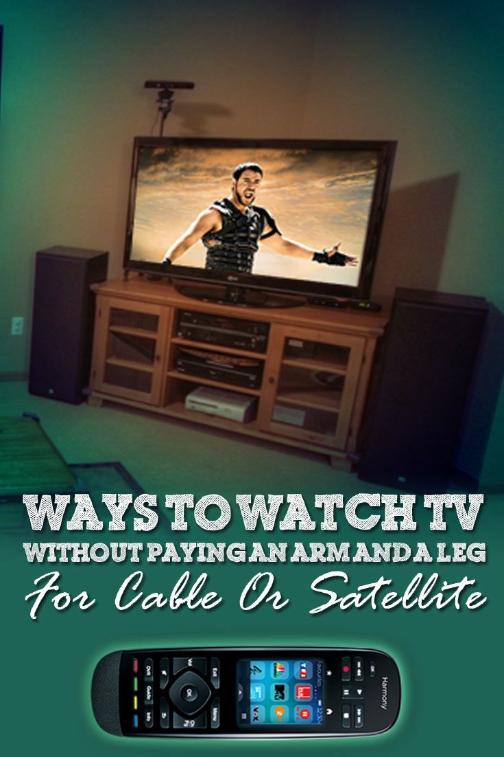 Ways to watch TV 41