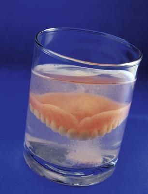 Uses for Denture Cleaner in the Bathtub