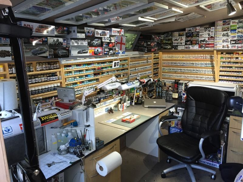 Pin By Michael Brehm On Hobby Work Room Hobby Room