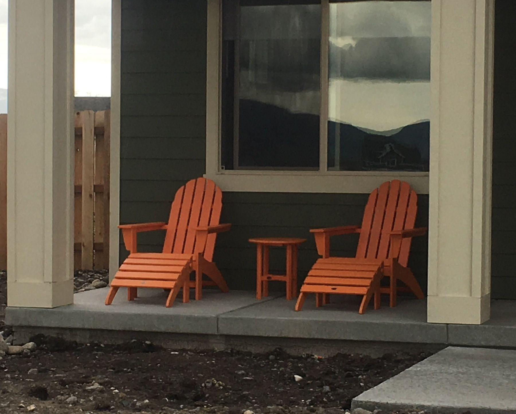Pin On Tangerine Genuine Polywood Lumber