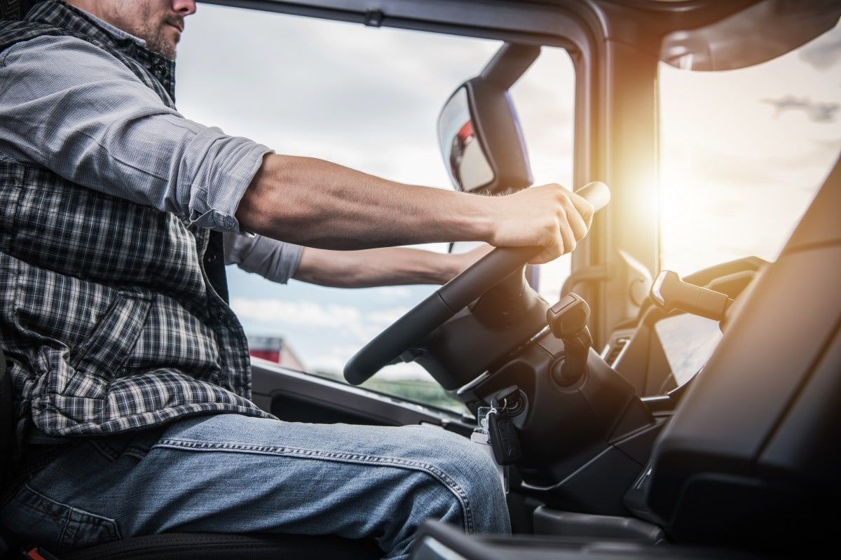 Truck Drivers are Dying in Record Numbers on the Job in