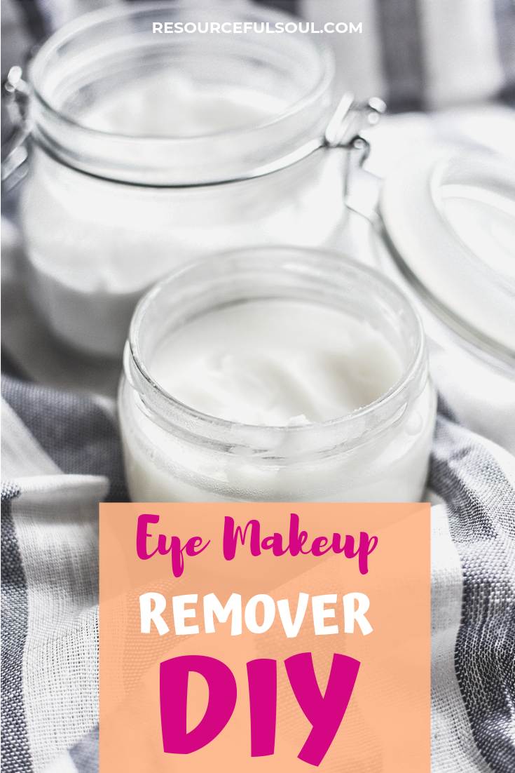 Coconut Oil Eye Makeup Remover (With images) Eye makeup