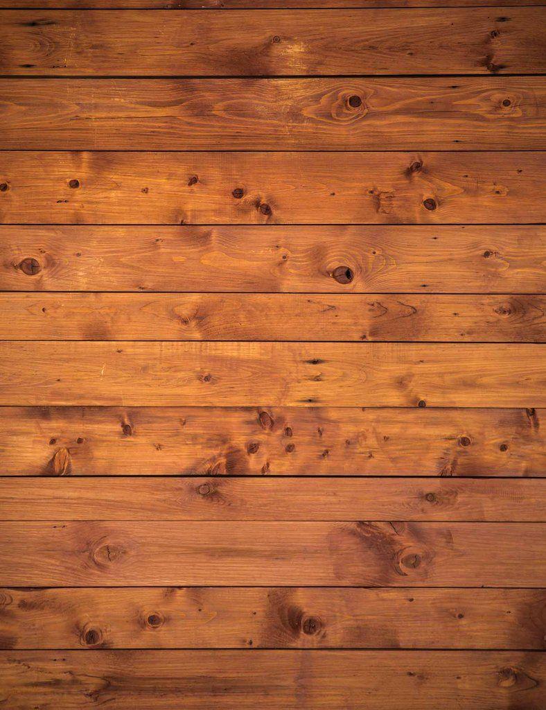 Horizontal Texture Brown Floor Mat Backdrop For