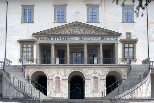 Villa medicea di Poggio a Caiano   #TuscanyAgriturismoGiratola
