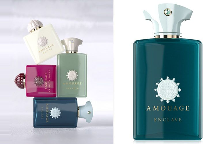 Amouage Renaissance Collection New Oman Inspired Fragrance Guide To Scents In 2020 Amouage Fragrance Renaissance