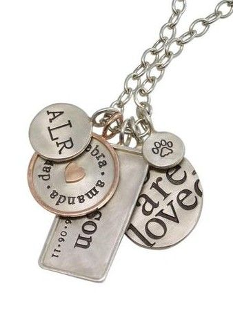oh baby! Heather Moore jewelry - necklaces, bracelets, charms and more.