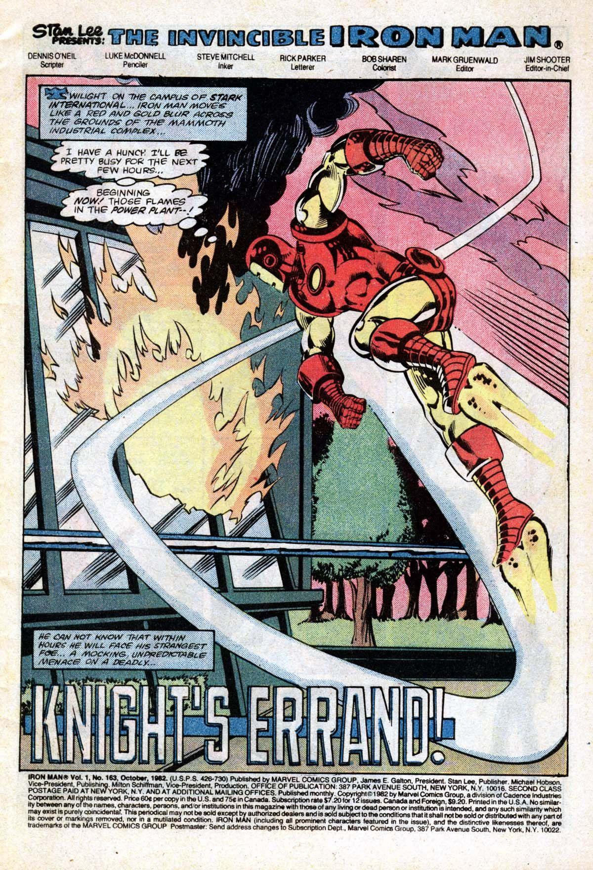 Luke Mac Luke Splash Page Marvel Comics