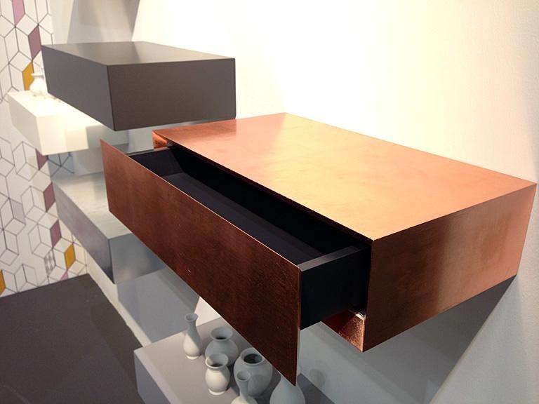 Badezimmer Kleinmöbel ~ Moderne kleinmöbel für die wand glänzendes für den flur