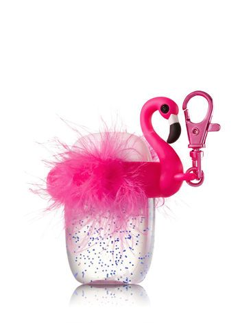 Flamingo Band Pocketbac Holder Bath And Body Works Bath And