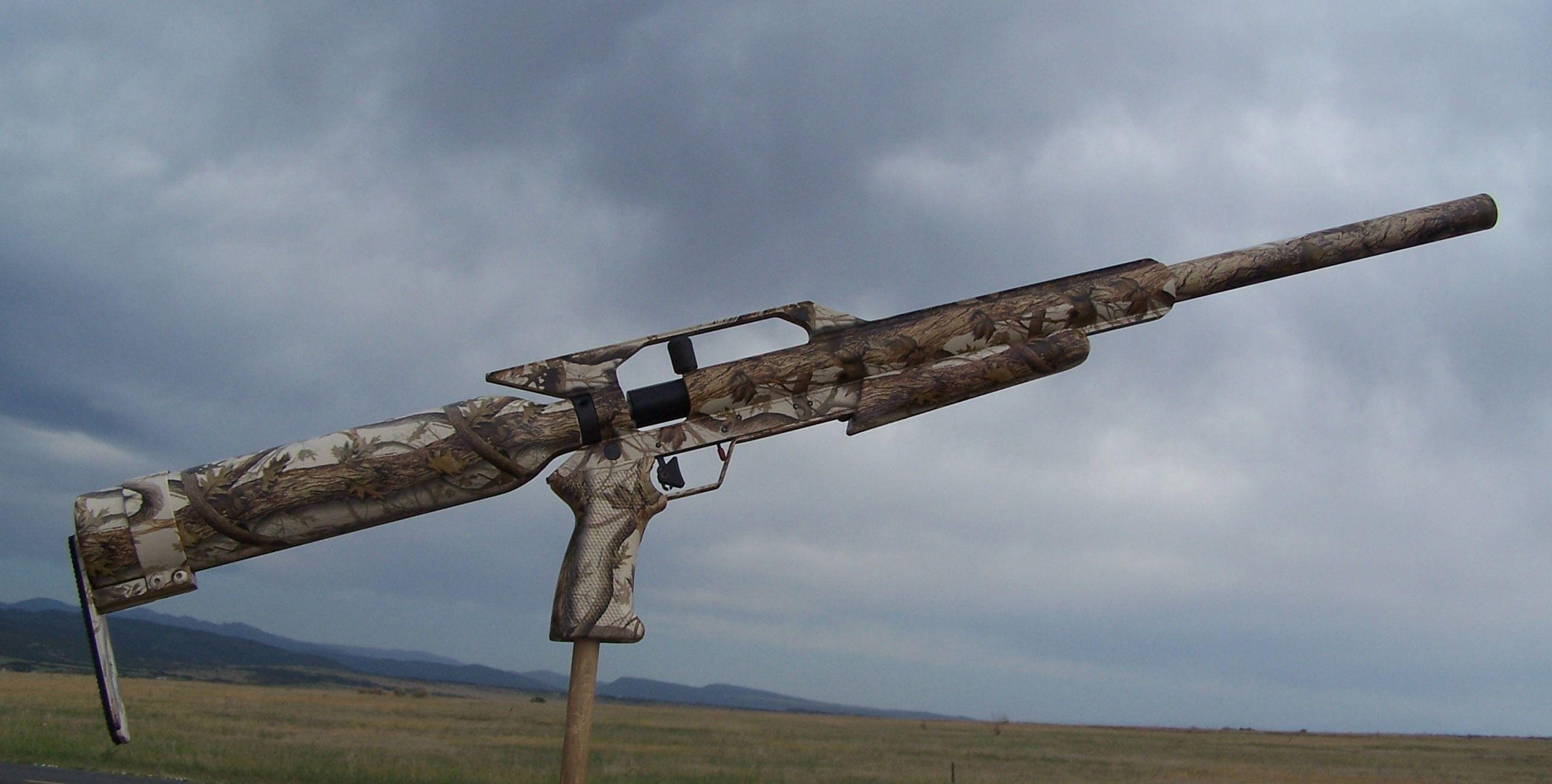 AirForce Airgun Shroud: AirForce Airguns | Crosman Air