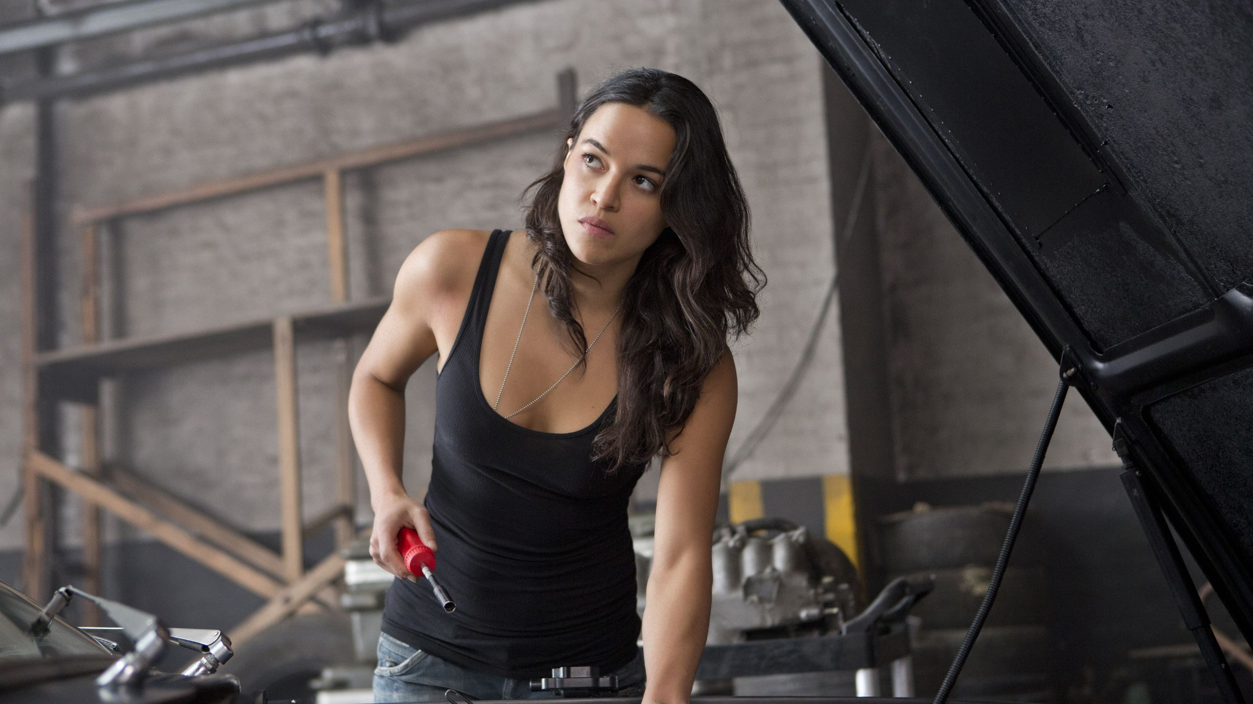 Wallpaper Letty Fast And Furious