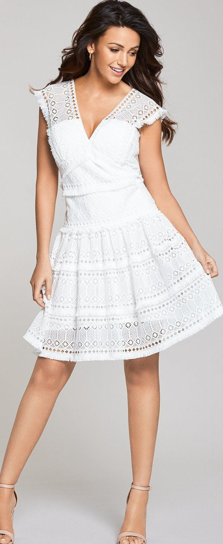 Lace dress cover up  Michelle Keegan Lace Dress  The perfect summer dress Michelle