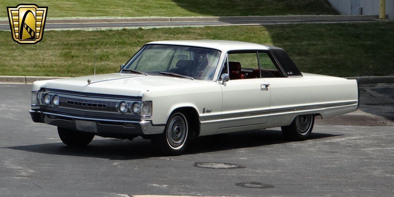 1967 Chrysler Imperial Crown Coupe eBay Chrysler