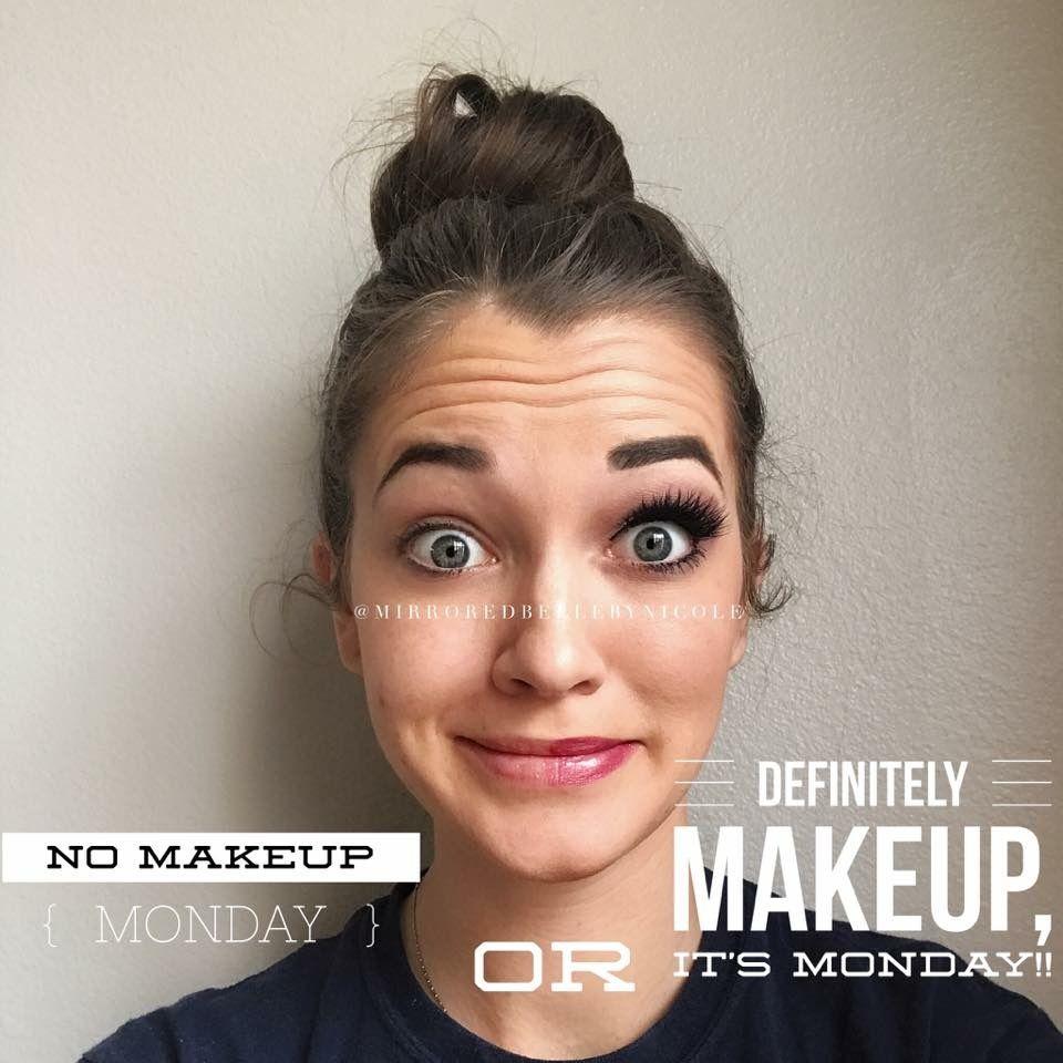Makeup Monday?