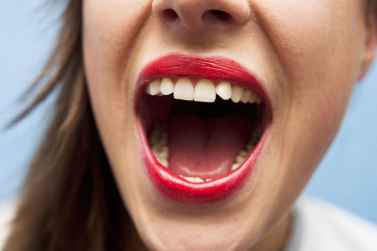 Woman's 'Burning Mouth Syndrome' Had Strange Cause