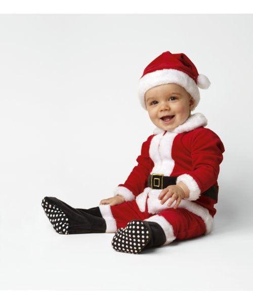 mothercare traje de papa noel disfraces y accesorios navidad moda infantil mothercare