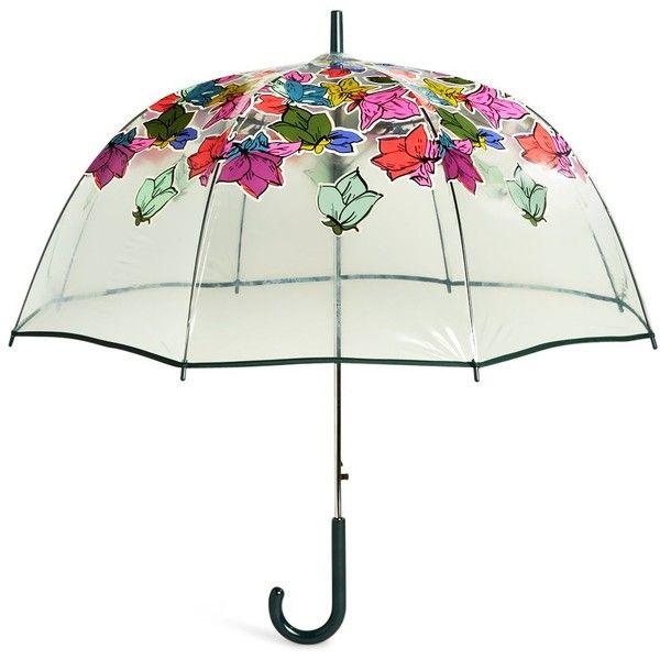 7f460ca4f8e0 Vera Bradley Auto Open Bubble Umbrella ($44) ❤ liked on Polyvore ...