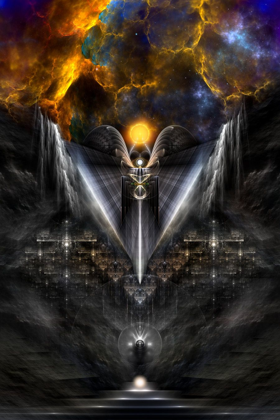 Esfantelinous (The Realm Dreams) by xzendor7.deviantart.com on @DeviantArt