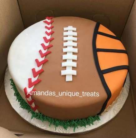 Photo of 21+ trendy basket ball cake football #cake #basket #footballcake