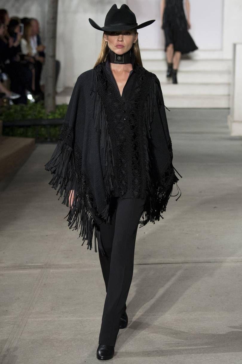 Ralph Lauren Autumn/Winter 2016 Ready-To-Wear #ralphlaurenwomensclothing