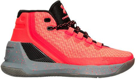 Under Armour Boys Grade School Curry 3 Basketball Shoes Products