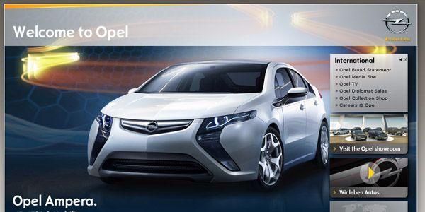Opel In 50 Inspired Related Car Websites Splashnology Com