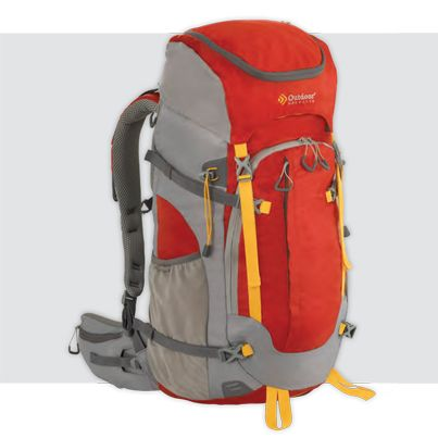 Altitude Frame Pack. Perfect for your next backpacking adventure. Get outdoors.
