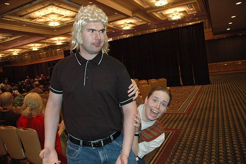 Brock and Dean, cosplay.