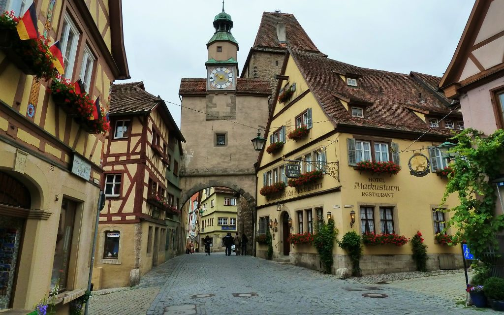 Rothenburg Ob Der Tauber 1 Rothenburg Ob Der Tauber Rothenburg Old Town