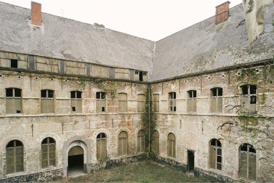covent in Mechelen, Belgium