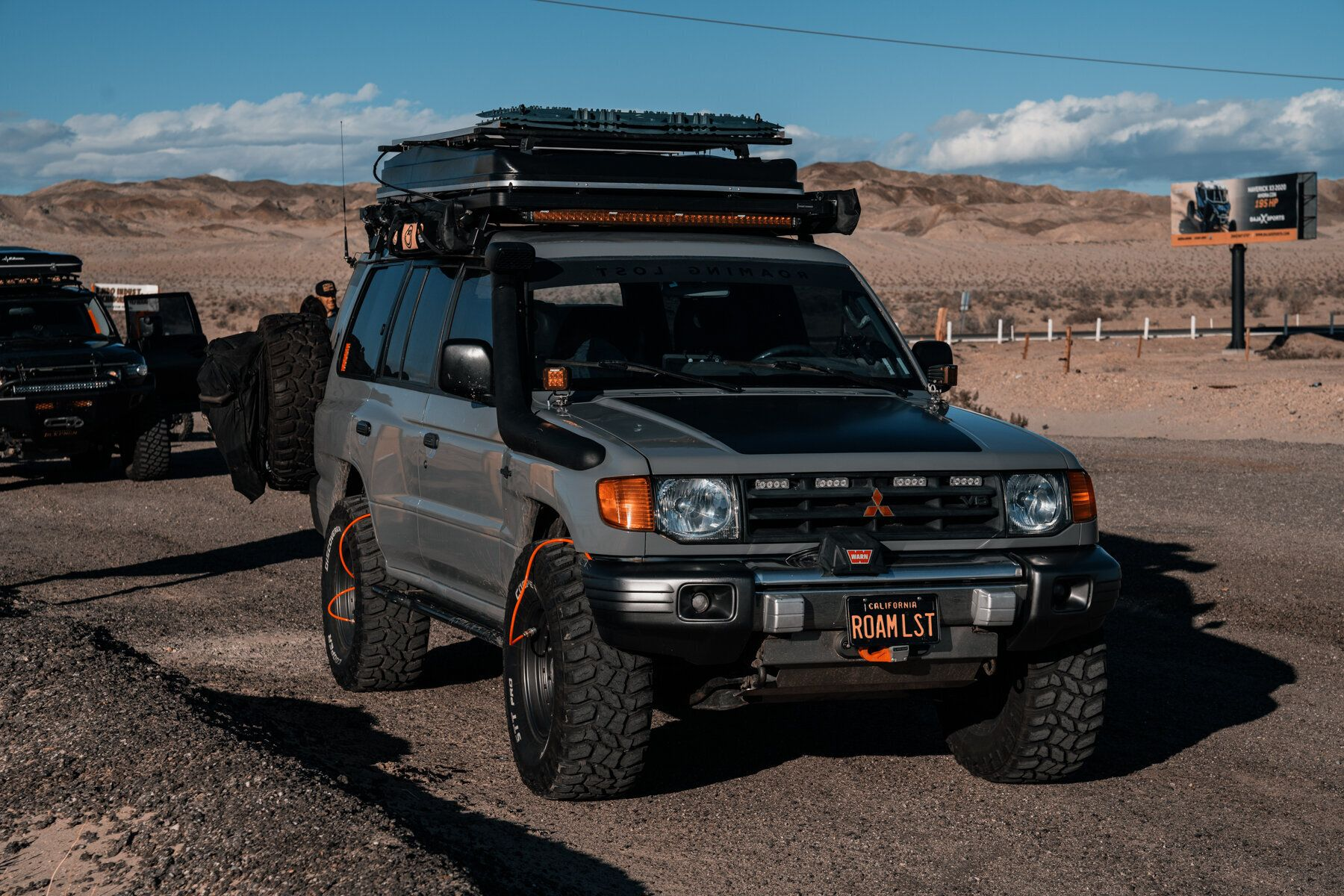 For Sale In 2020 Overlanding Mitsubishi Offroad Trucks 4x4