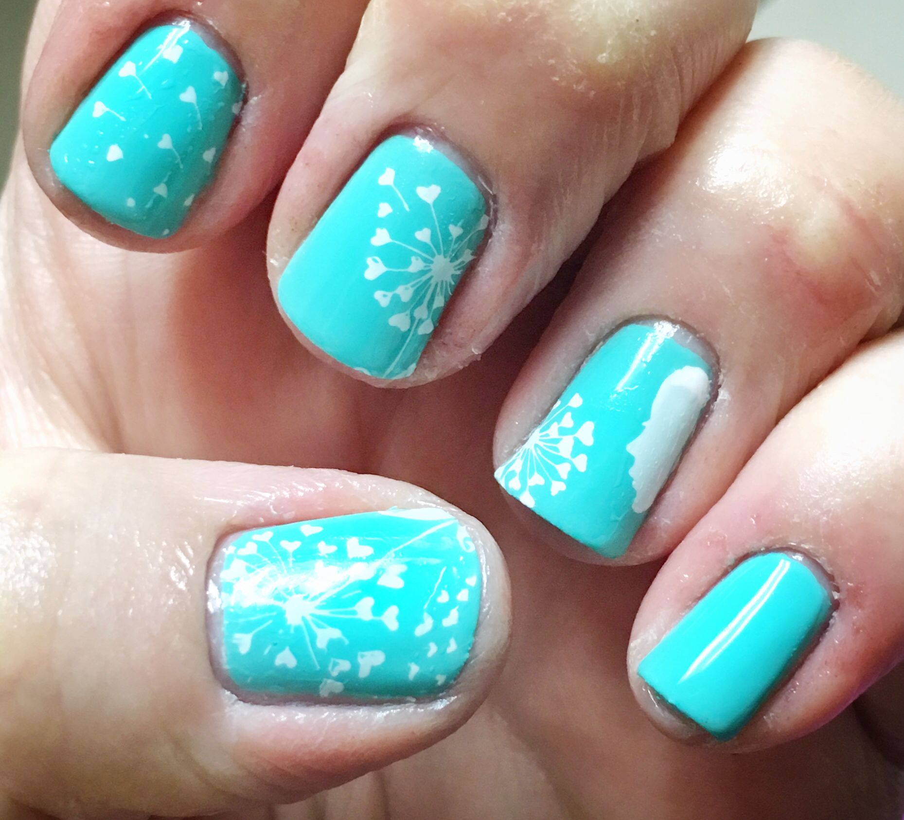 Spring or summer nails ️ (With images) Summer nails