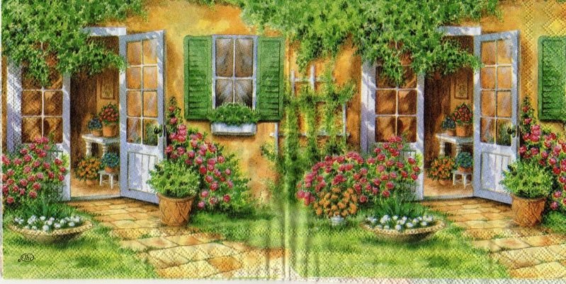 Summerhouse Sommer Garten