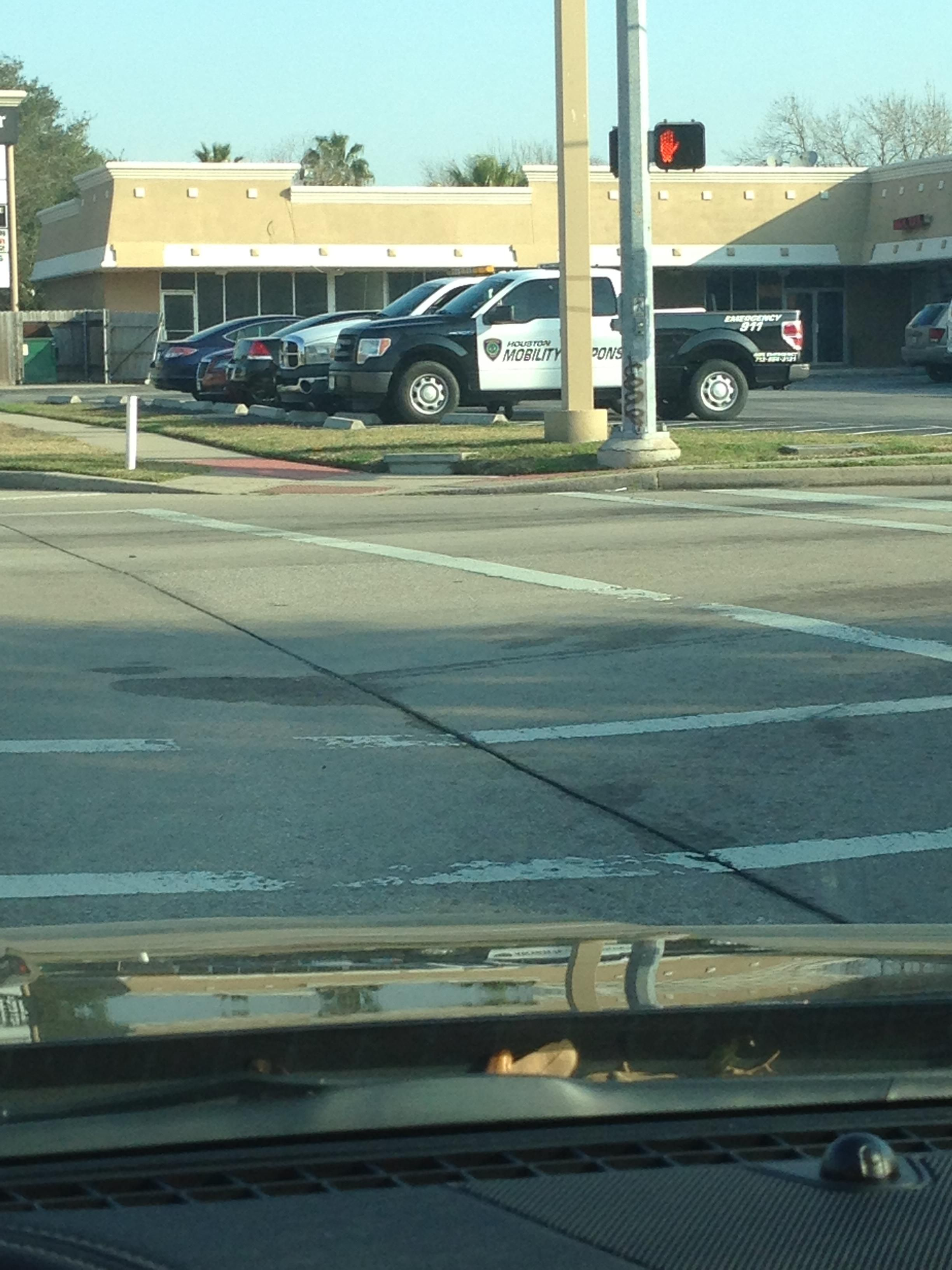 Houston Police Dept Mobility Response Ford F150 With Images