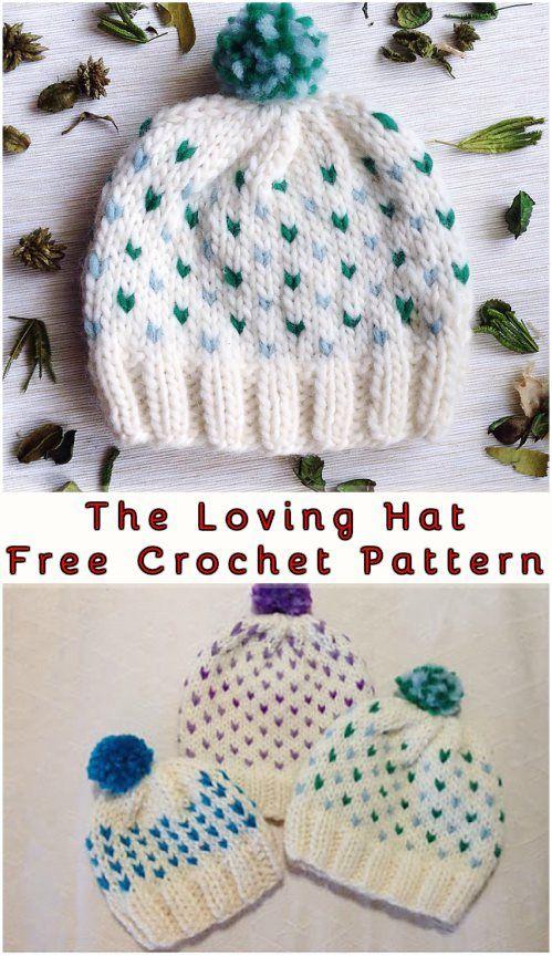 Pin de Bonnie Semenick en Crochet | Pinterest | Gorros