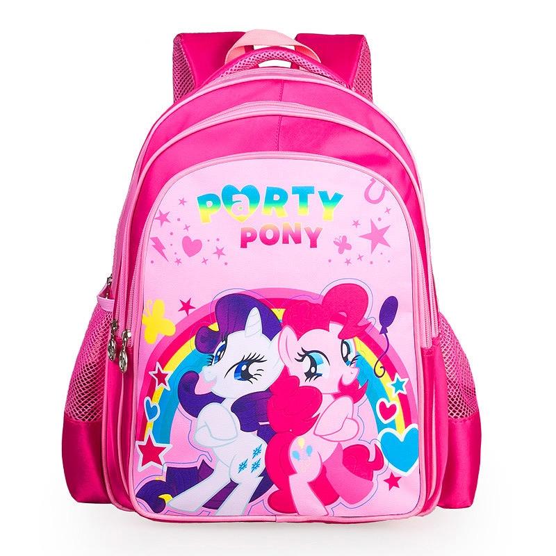 Lovely Childrens School Backpack Pupils Girls Cartoon Book Bag Bags Children For Kids Mochila Infantil Nursery