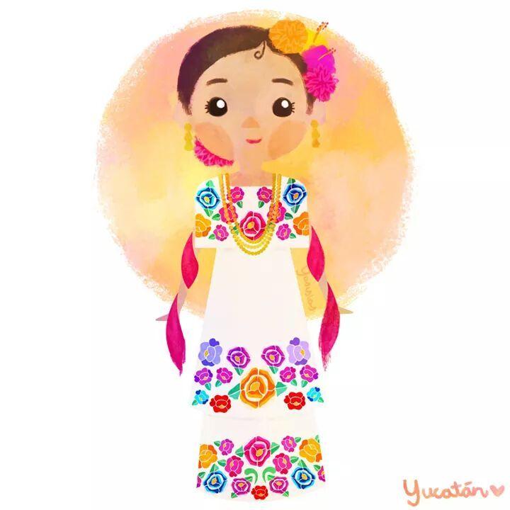 Folklor Mexicano - Yucatan