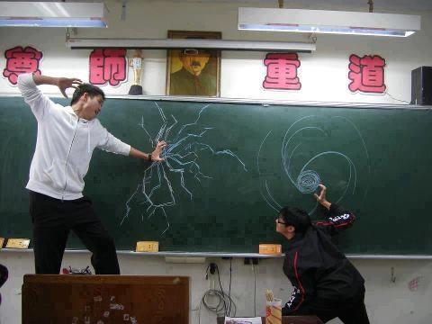 Naruto duel.