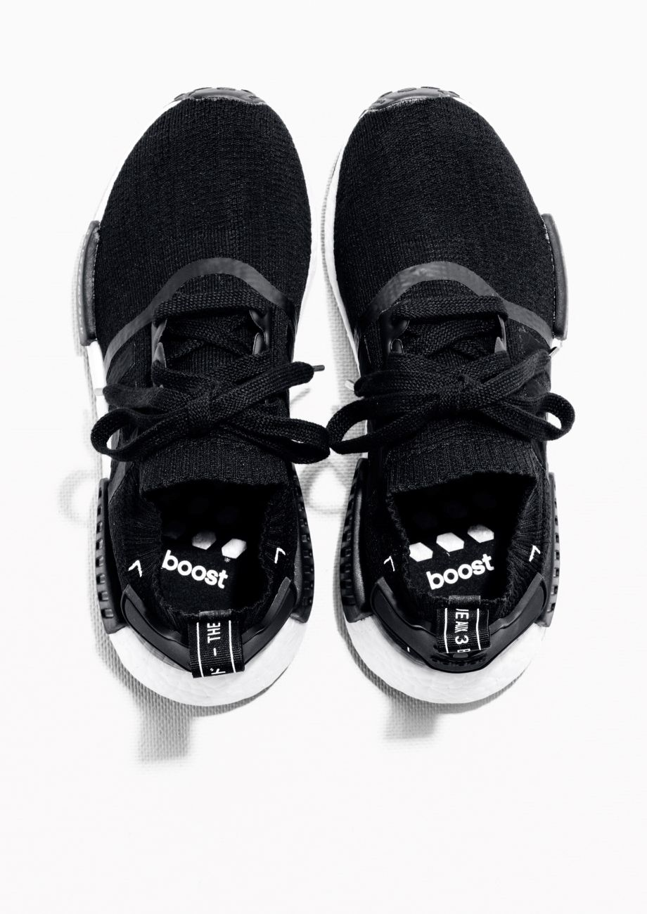 Other Stories adidas NMD R1 PK Adidas Chaussures Pinterest