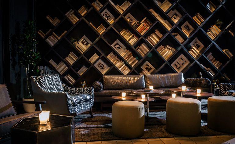 Bar Nana New York Restaurants Bars Idee Deco Salon