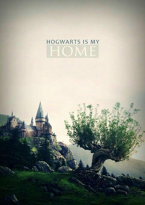 Hogwarts Es Mi Hogar