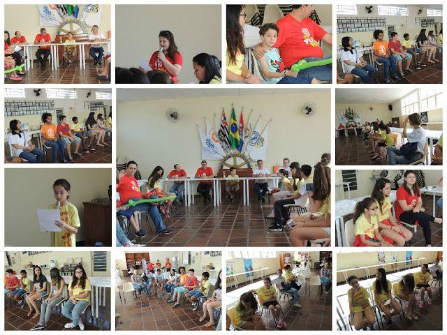 SOCIAIS CULTURAIS E ETC.  BOANERGES GONÇALVES: Reunião Ordinária do Rota Kids de Indaiatuba
