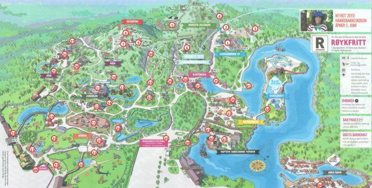 kart over dyreparker i sverige Dyreparken benytter Pinch | Dyreparken i Kristiansand | Pinterest  kart over dyreparker i sverige