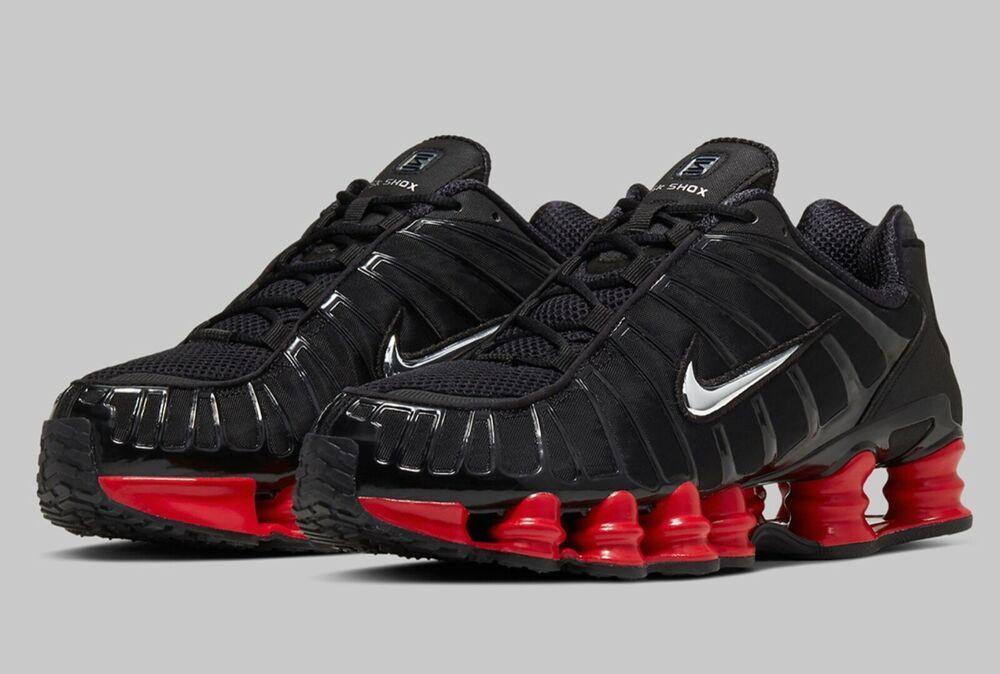 Nike Shox TL / Skepta Trainers #Nike in
