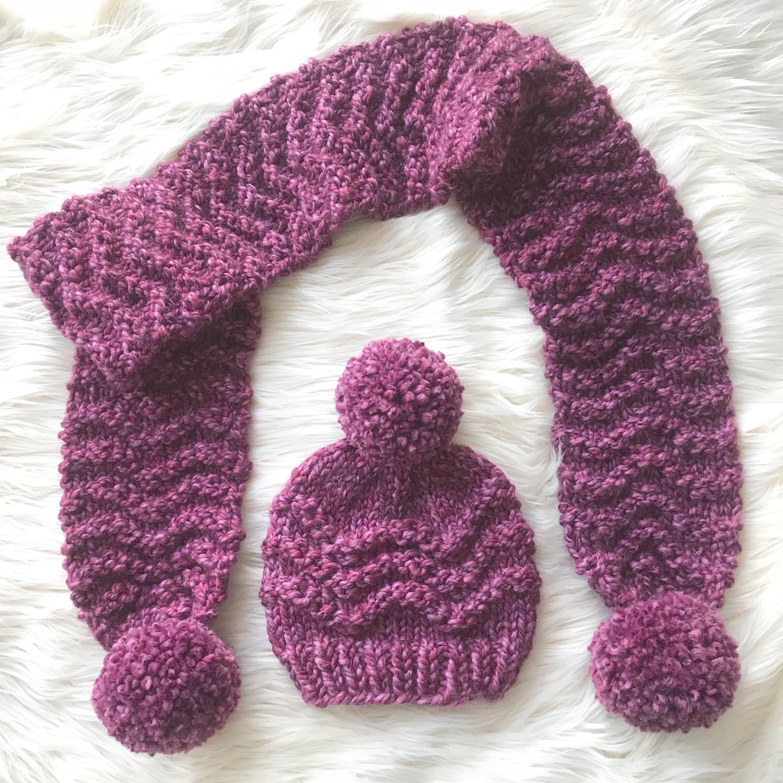 Free matching set knitting pattern! | Crocket | Pinterest | Knitting ...
